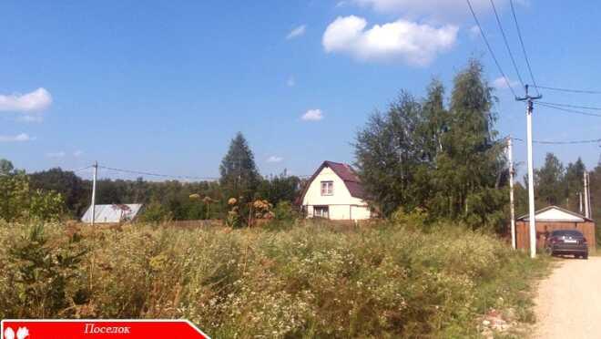 ЖК ИЖС в Рузском районе